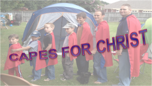 Capes_Ministry Page